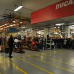 Inizio produzione Ducati 1199 Panigale
